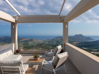 Photo for 4BR House Vacation Rental in Mariou, Crete Region
