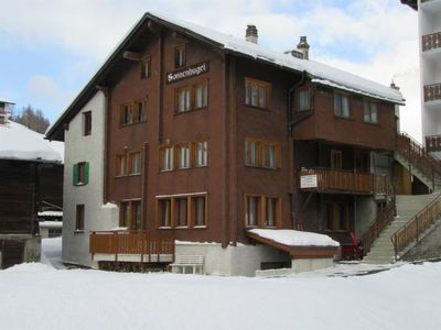 Photo for Apartment Sonnenhügel in Saas-Fee - 8 persons, 4 bedrooms