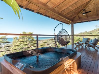 "Photo for ""Agate"" Studio Villa with Jacuzzi"