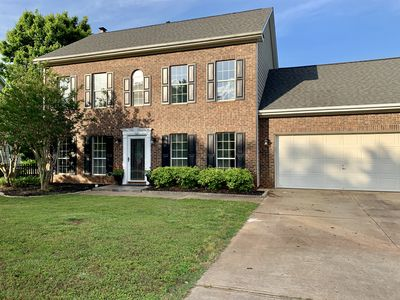 Photo for NEW!! Three bedroom home convenient to Greenville and Spartanburg.