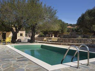 Photo for A fantastic stone cottage close to Fiscardo.