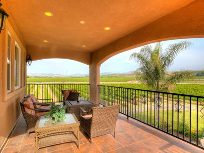 Photo for GORGEOUS HOME SURROUNDED BY VINEYARDS & TAKE GREAT PANORAMIC PHOTOS IN LIVERMORE