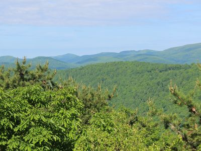 Photo for Fabulous Mountain View in 4 Bedroom Retreat at Wintergreen