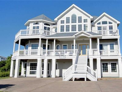 Photo for #434: Reduced Rates! Partial OCEANVIEW in Corolla w/HeatedPool & HotTub, Elev. & RecRm
