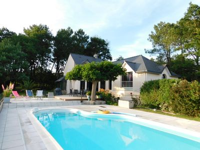 Photo for Enjoy the calm 30 minutes from the beaches and tourist spots