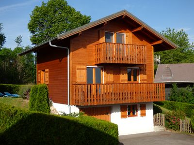 Photo for Beautiful Chalet for 8 people, 4 bedrooms, 3 bathrooms and beautiful views
