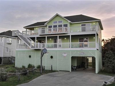 Photo for Carolina Beach Retreat  OCEANVIEW w/Htd Pool&HotTub, RecRoom