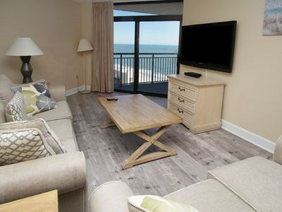 Sand Dunes North Tower 1704,  3 Bedroom Condo With Lovely Ocean Views,  Indoor Outdoor Swimming Pools, Hot Tub, Lazy River
