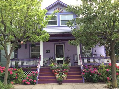 Photo for Classy and Gorgeous Victorian Home-Cherry Wood Interior-Centrally Located