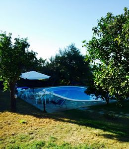 Photo for Villa with panoramic pool ... the flavour of real Sicily between land and sea