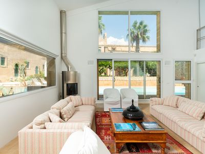 Photo for NEW LISTING Exclusive Design Loft with Private Pool in 18th century Convent
