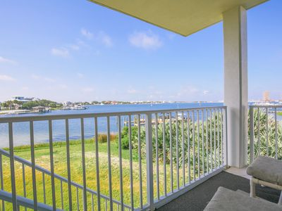 Photo for *** Waterfront great views!  Boat access! ***