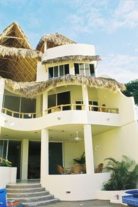 Photo for Luxury Oceanfront Rental Home Near Puerto Vallarta/Punta Mita
