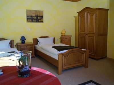 Photo for Twin Room - Christel's Pension
