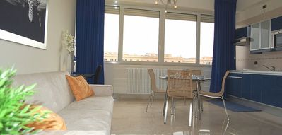 Photo for Appartamento Ariele H: An elegant and modern apartment situated in a central location, a few steps from the main tourist attractions of Rome, with Free WI-FI.