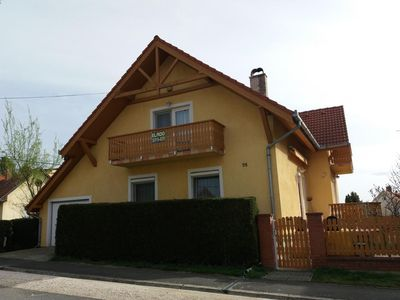 Photo for Holiday apartment Fonyód for 4 - 7 persons with 3 bedrooms - Multistorey holiday home/maisonette