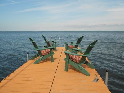 Relax and enjoy the view of Seneca Lake
