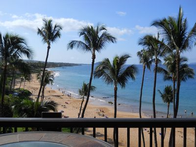 Photo for 15% OFF! - Mana Kai Resort 2 Bed 2 Bath Condo on Keawakapu Beach