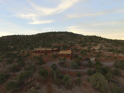 Photo for Grand Canyon Brewery Cabin #2 - Secluded Vacation Rental-Amazing Views-