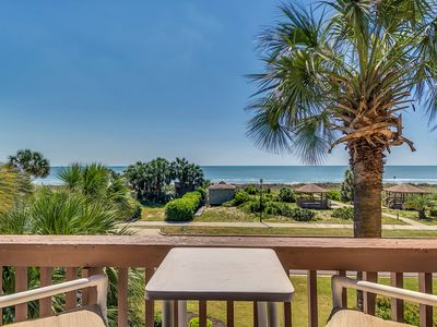 Remodeled Oceanfront Family Friendly Condo- Beautiful Views!