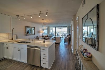 Rest easy inside over 1,200 square feet of upscale living space.