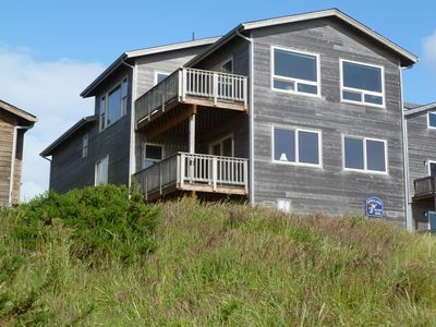 Photo for Sweeping Ocean Views, Steps to Beach