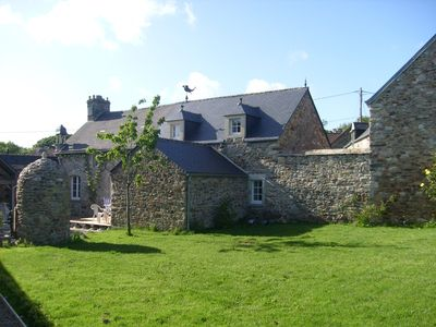 Photo for 4BR Cottage Vacation Rental in Brix, Normandie