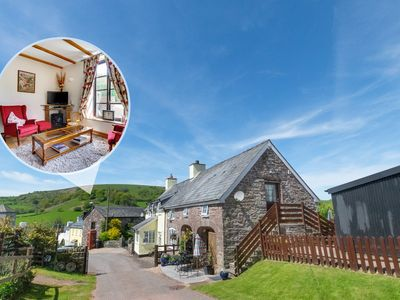 Photo for Nestled in the heart of the country village of Llanfihangel-Nant-Bran Bragdy Nant Bran provides ever