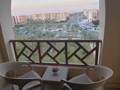 Photo for 🇺🇸Host⭐2BD⭐ Al-Rehab New Cairo⭐ NEWLY Furnished Quiet Safe⭐Near AUC Airport