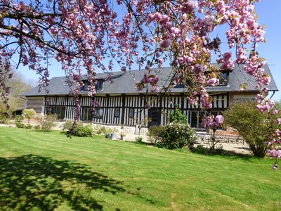 Photo for Nature & Company .Gite comfort. Normandy quiet and close to a village