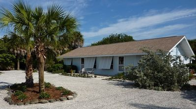 Boca Grande Beach House and spacious yard