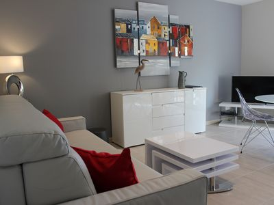 Photo for 1BR Apartment Vacation Rental in Andernos-Les-Bains, Nouvelle-Aquitaine