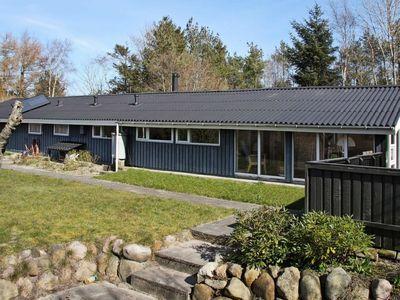 Photo for Vacation home Kollerup Strand in Fjerritslev - 6 persons, 3 bedrooms