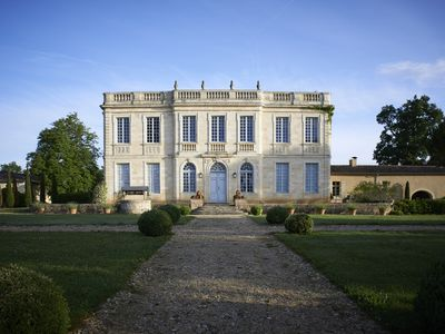 Photo for Château de Birot - Charming house in the heart of the vineyard
