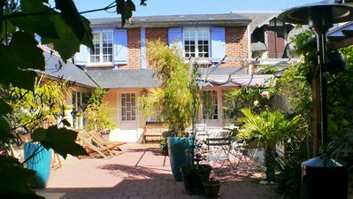 Photo for LES ALTHÉAS N4 et N5, 2 apartments for 2 and 4 people near the beach