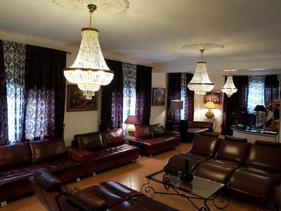 Photo for 13Rooms Luxury Villa(20-45Guests)