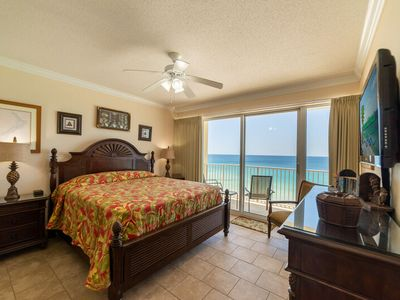 Photo for It's Always 5 O'Clock at Parrothead Paradise~Elegant Oceanfront Wraparound-2 Balconies