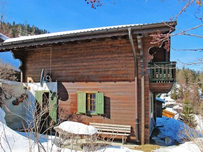 Photo for Vacation home Chalet Luca (LTZ303) in La Tzoumaz - 8 persons, 4 bedrooms