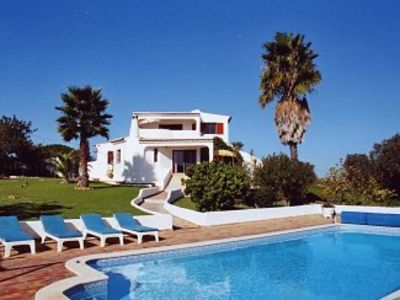 Photo for Villa With Private Heated Pool, 4 Bedrooms All En Suite
