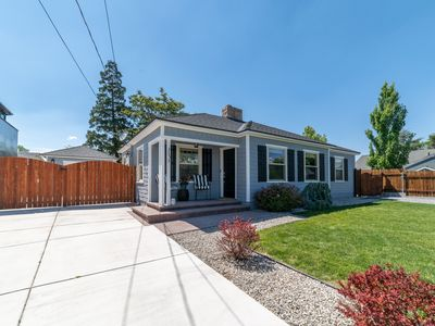 Photo for Cute Bungalow Walking Distance to Virginia Lake and Midtown