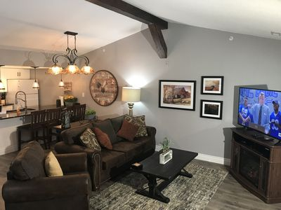 Photo for New, Updated Condo Near The Strip , King, 2 Queens, WIFI, Pool (Club C-12 )