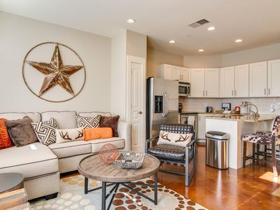 Photo for Modern Stylish Condo Walk to Centennial Park, Phillips Place Unit #8