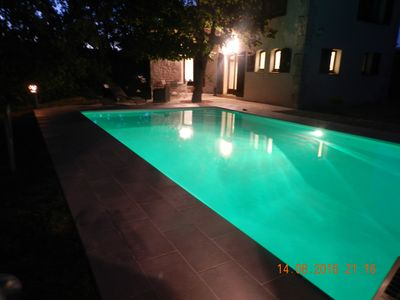 Photo for Charming house with swimming pool, the authentic, quiet