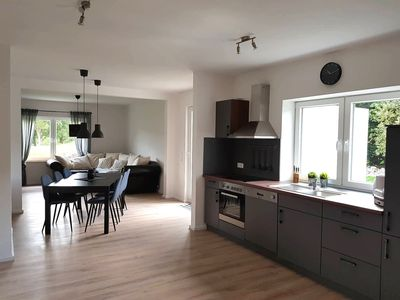 Photo for Apartment / app. for 6 guests with 104m² in Heide (92318)