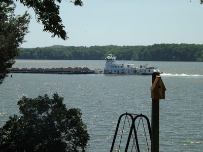 Photo for Lake Barkley Main Channel Waterfront Home (Spectacular View)