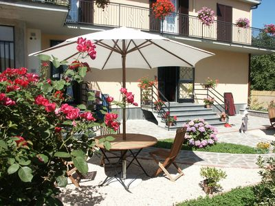 Photo for 3BR Apartment Vacation Rental in Bolsena, Viterbo