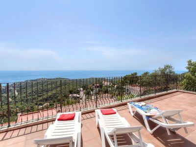 Photo for This 3-bedroom villa for up to 10 guests is located in Lloret De Mar and has a private swimming pool