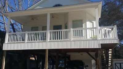 Photo for Beach House-0.4 miles from the Beach and Amenities!