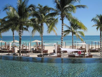 Photo for Come to Cancun for Christmas at the Villa Del Palmar Beach Resort and Spa.