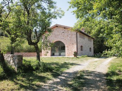 Photo for 1BR Chateau / Country House Vacation Rental in Rosia, Toscana